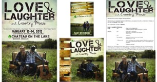 Love & Laughter 2012 . Marriage Getaway . Branson, MO